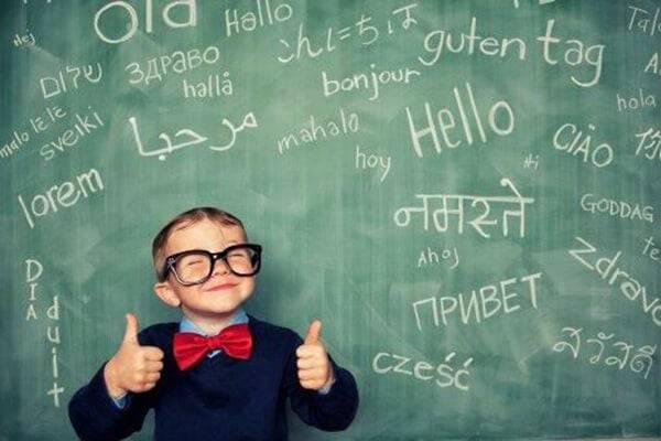 cerebro idiomas niños