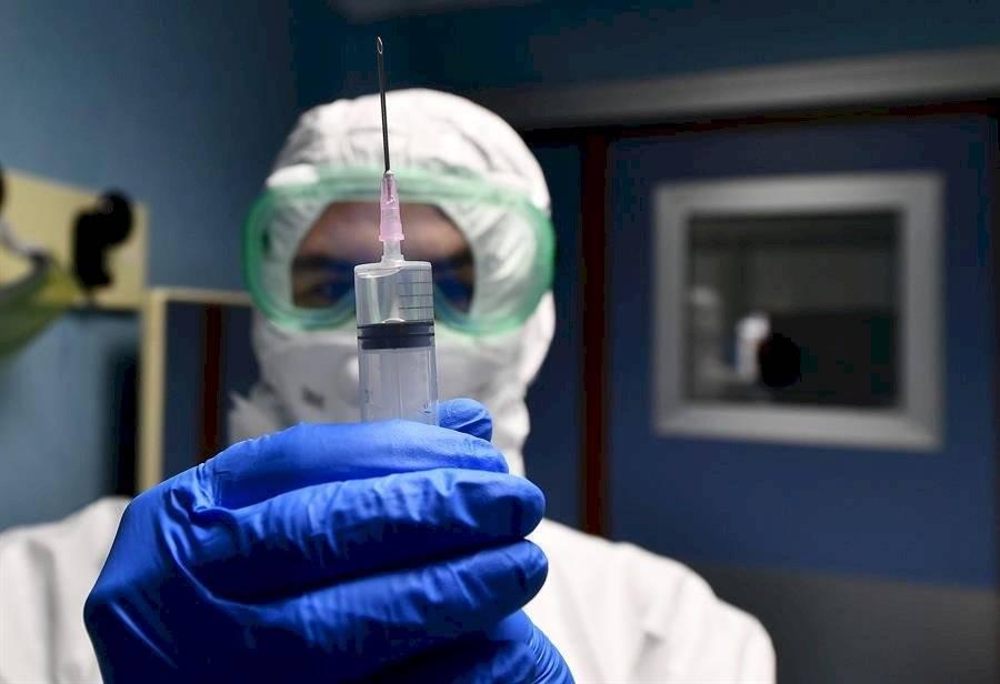 Coronavirus, departamento de enfermedades infecciosas del hospital S.Martino en Génova EFE