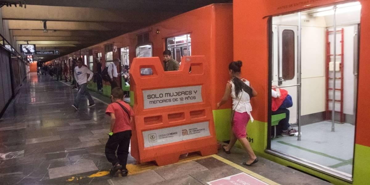 """""""¿Quién se quiere morir?"""", hombre amenaza a mujeres en Metro Chabacano"""