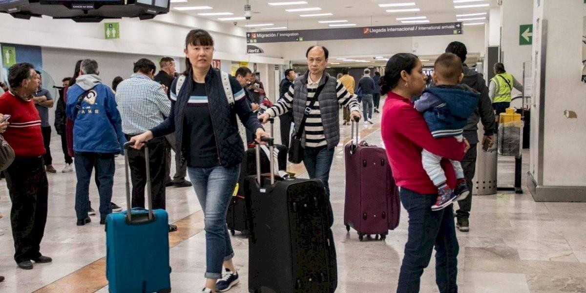 México, sin restricción de tránsito pese a emergencia mundial por coronavirus