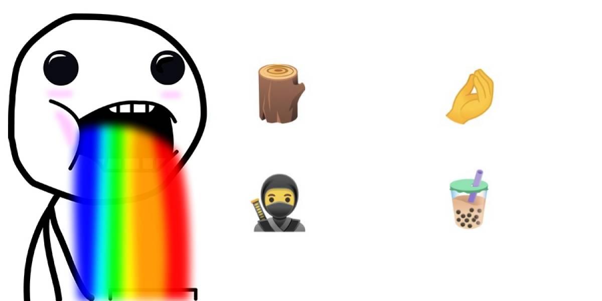 Piñatas y ninjas en tu WhatsApp: estos son los nuevos emojis que se estrenarán en 2020