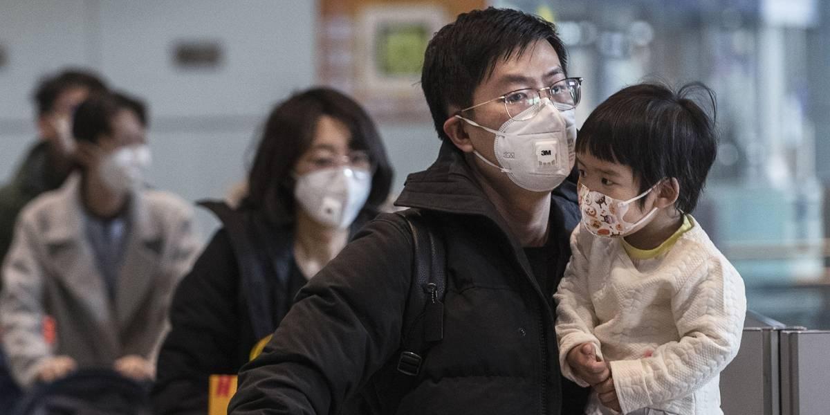 Número de mortes pelo novo coronavírus na China ultrapassa o de SARS