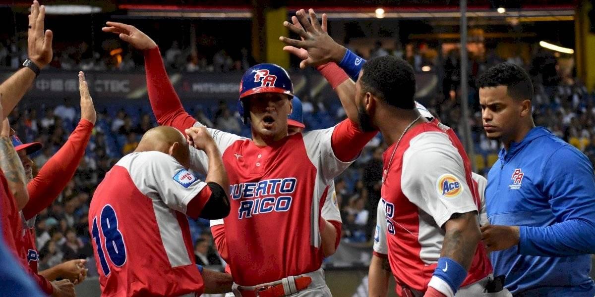 Rep. Dom será el primer rival de Puerto Rico en Preolímpico de Béisbol