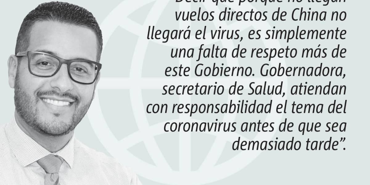 """Opinión de Jesús Manuel Ortiz: """"Antes de que sea demasiado tarde"""""""