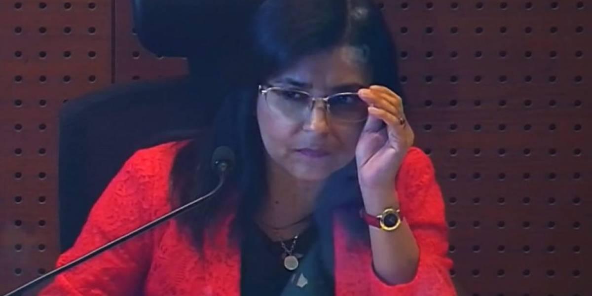 """Continúa la polémica por dichos de jueza contra """"La Garra Blanca"""""""