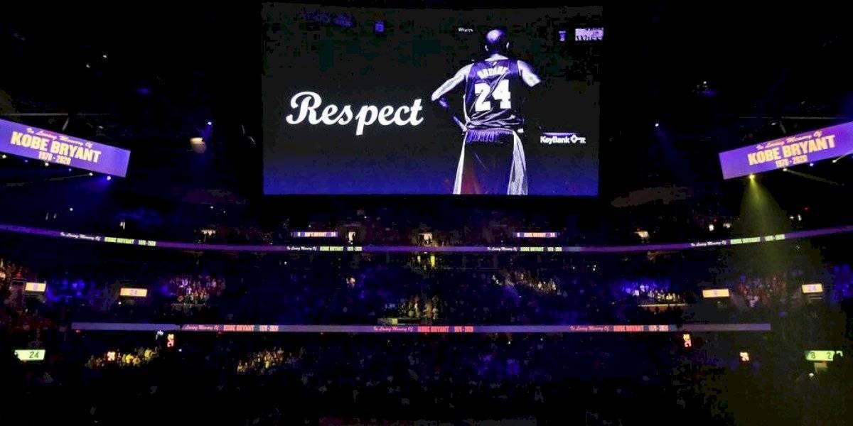 Juegos de Estrellas de la NBA hace cambios para honrar a Kobe Bryant