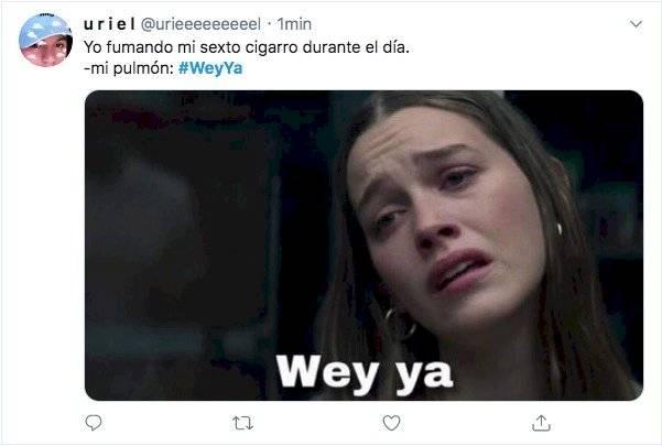 """capítulo donde se originó el meme """"wey ya"""""""