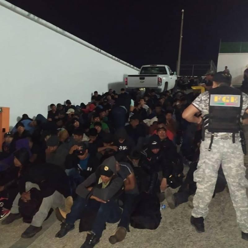 México anuncia reducción en flujo migratorio ilegal hacia Estados Unidos