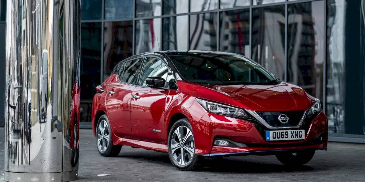 Nissan pone una gran flota de Leaf para usuarios de Uber en Londres