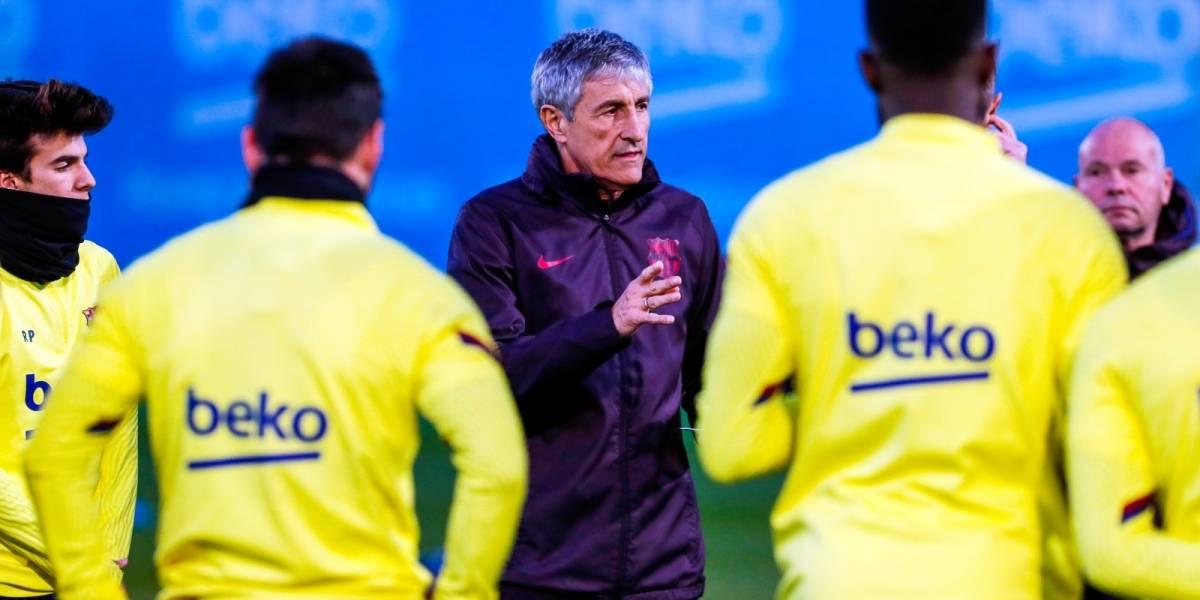 Convocados del Barcelona para afrontar la Copa del Rey