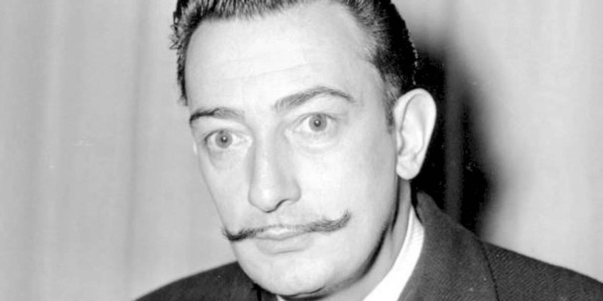 Roban esculturas de Salvador Dalí de una galería en Suecia