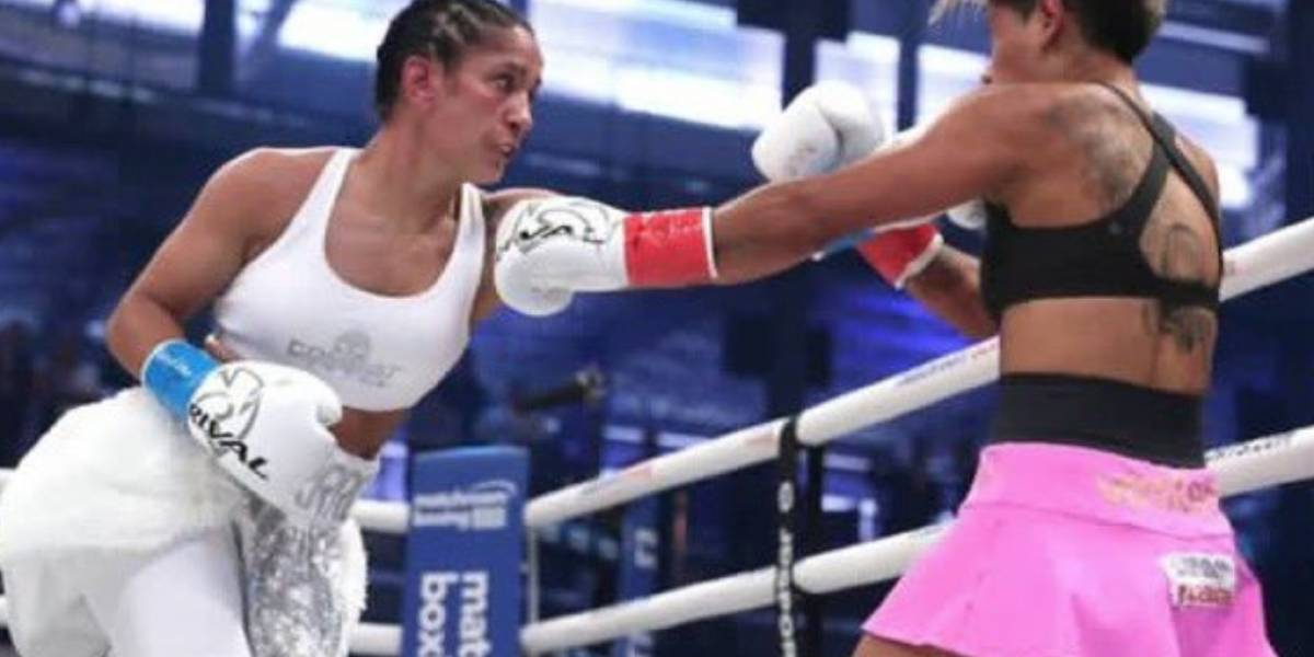 Amanda Serrano derrota a Simone Aparecida Da Silva en Miami
