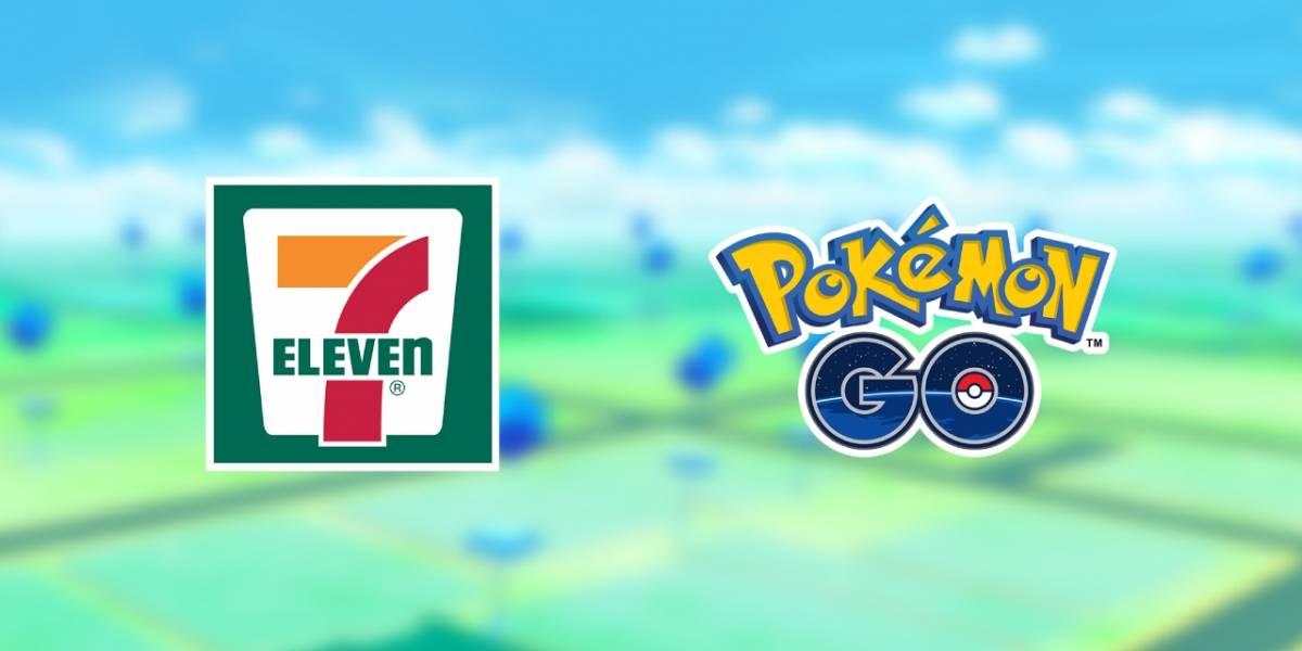 Pokémon Go y 7 Eleven hacen equipo dentro de México