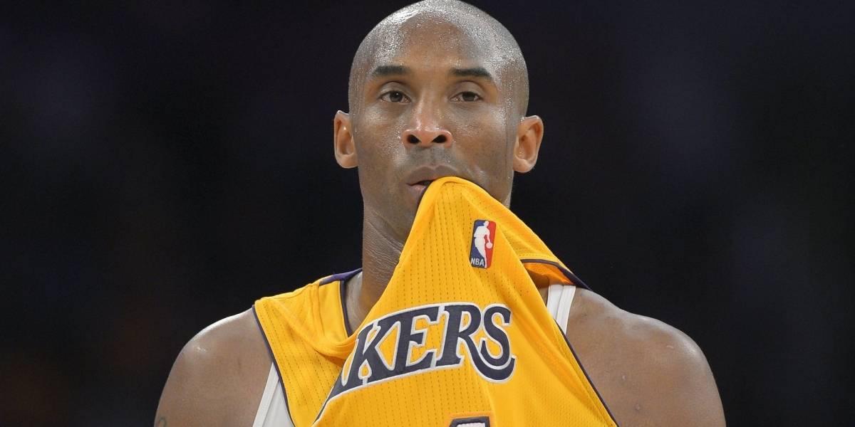 Viralizan la última foto de Kobe Bryant tomada por un fan