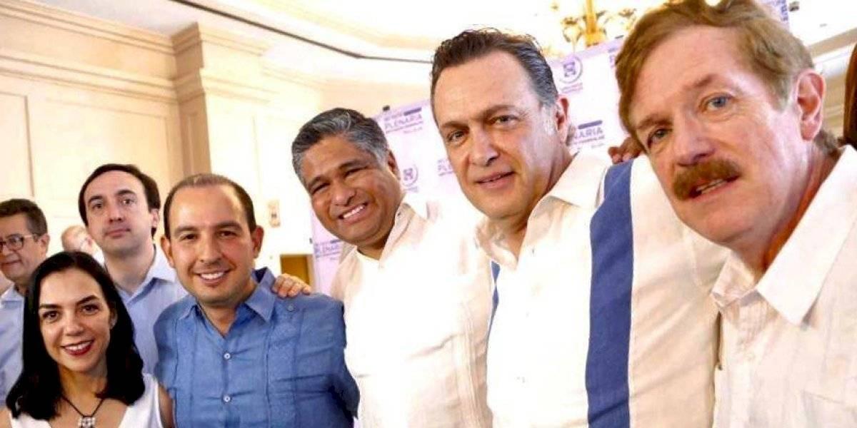 Agenda legislativa del PAN atenderá problemáticas de Nuevo León: Víctor Fuentes