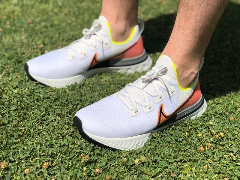 Placer, comodidad y sin lesiones con las Nike React Infinity Run