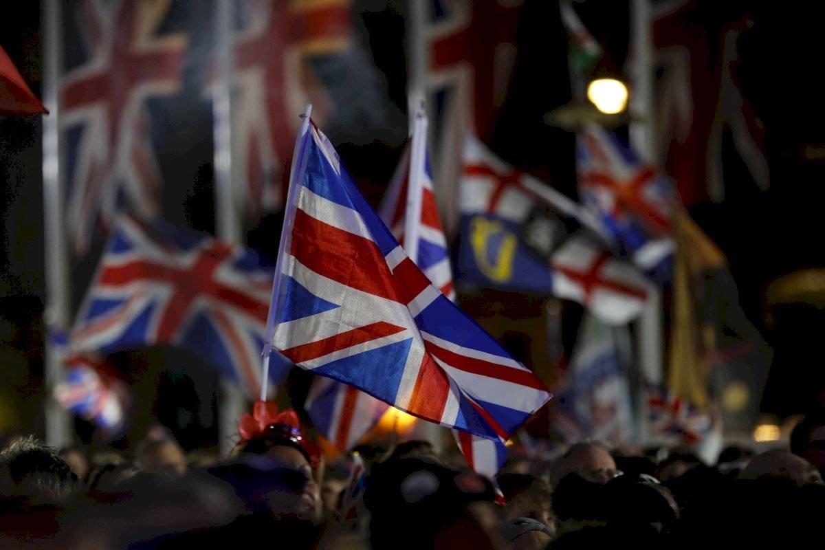 Celebraciones en Reino Unido
