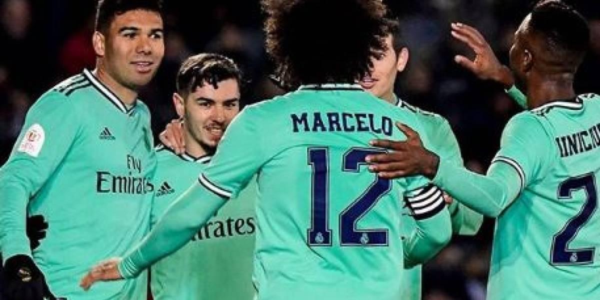 Campeonato Espanhol: Onde assistir ao vivo o jogo Real Madrid x Atlético de Madrid