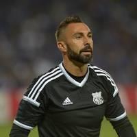 ¡Otro blooper! Tremendo error de Esteban Dreer en el partido Deportivo Cuenca vs Liga de Potoviejo