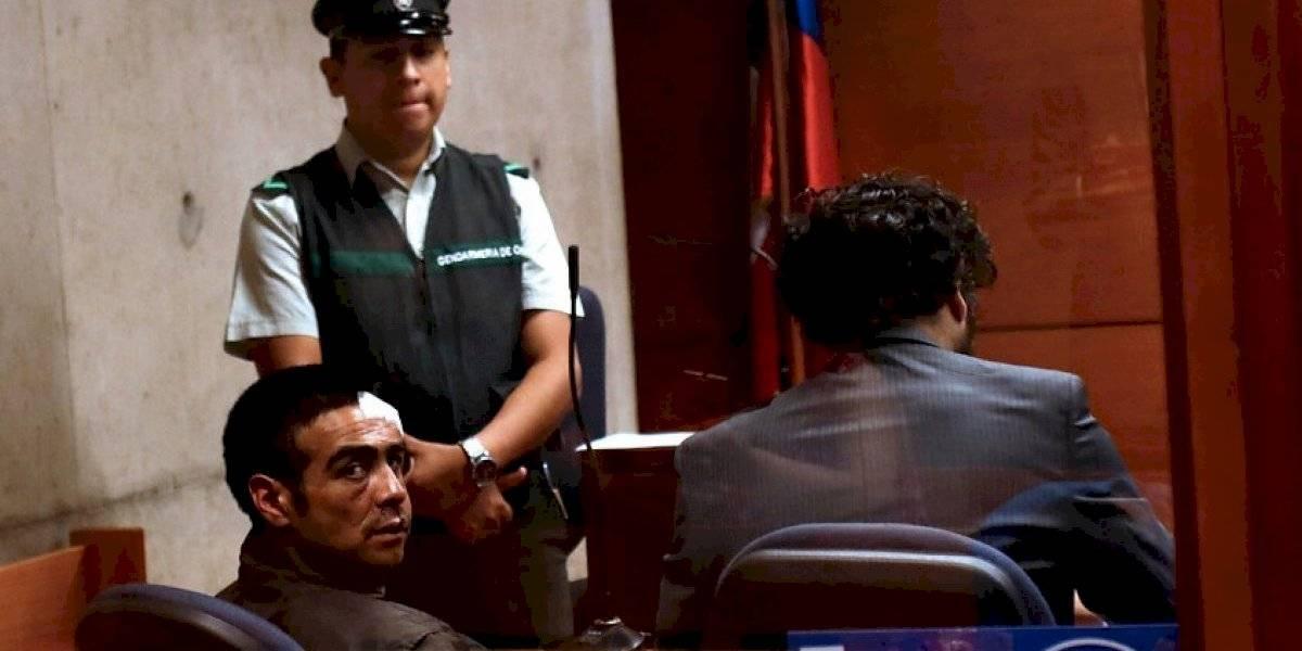 En prisión preventiva quedó sujeto que robó bus y atropelló a manifestante