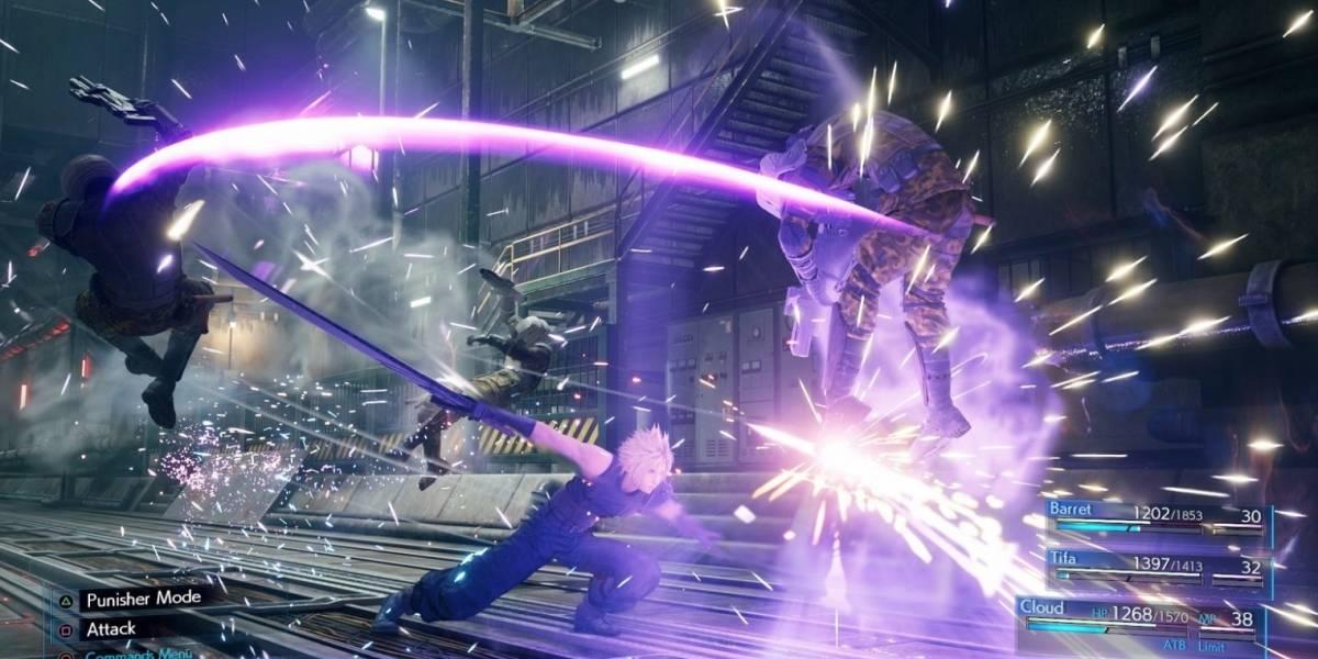 Game Final Fantasy VII Remake chega no mês de abril para PlayStation 4