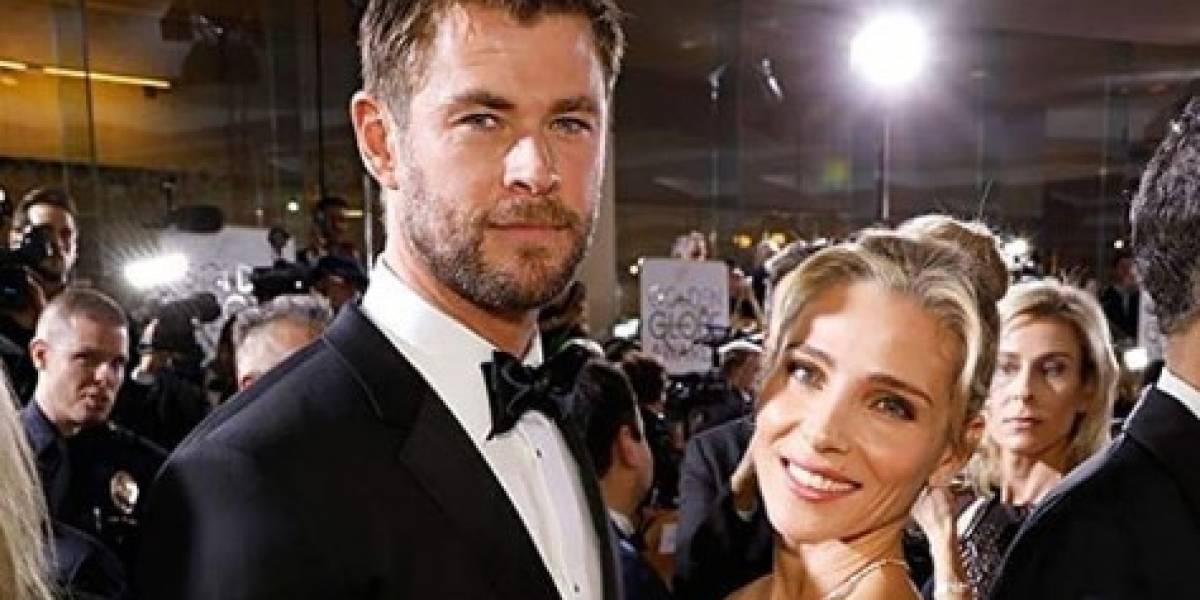 Chris Hemsworth mueve su cintura para divertir a su hija y provoca ternura en redes
