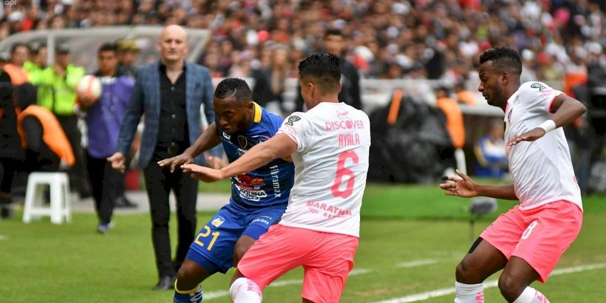 Supercopa Ecuador: ¿Qué pasa si Liga de Quito y Delfín empatan?