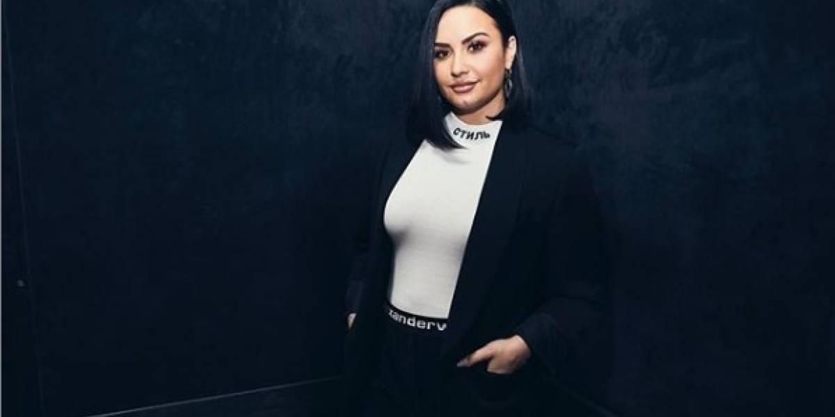Demi Lovato fala abertamente sobre overdose e orientação sexual