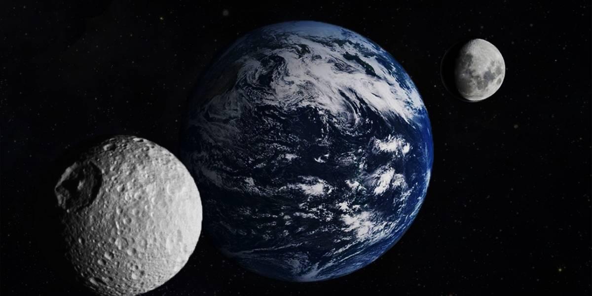 ¡Asombroso! Una ciudad en China quiere lanzar una luna artificial y estas serían las consecuencias