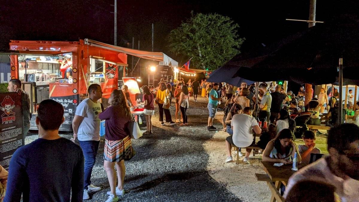food truck park en Humacao