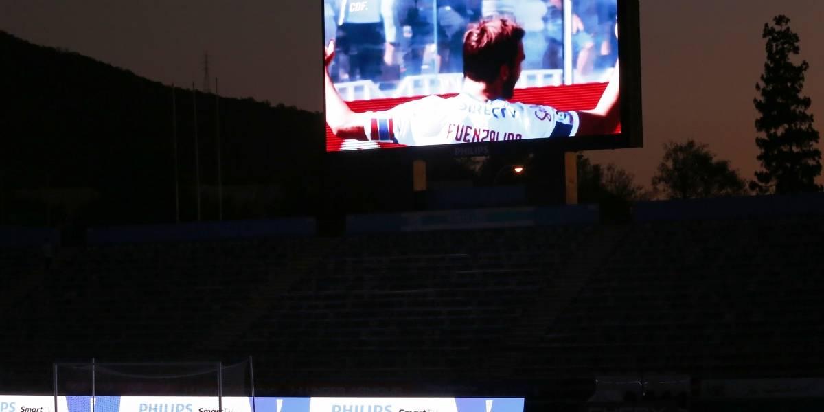 Philips renueva todas las pantallas y tablero del Estadio San Carlos de Apoquindo