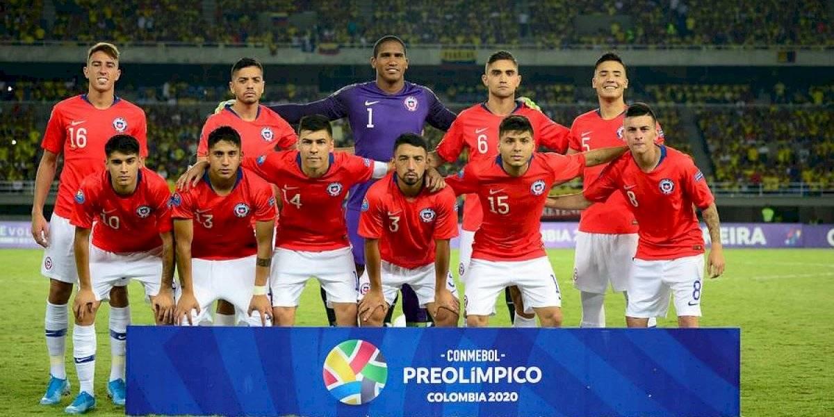 Los puntos altos de la Roja sub 23 se candidatean para un llamado de Reinaldo Rueda