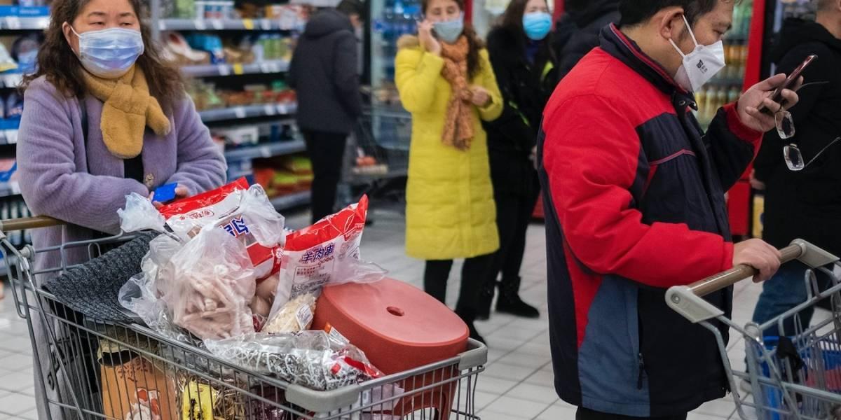 China debe alimentar a 50 millones de personas en cuarentena