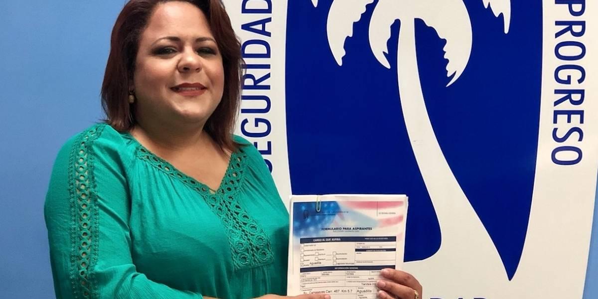 Con nueva alcaldesa el municipio de Aguadilla
