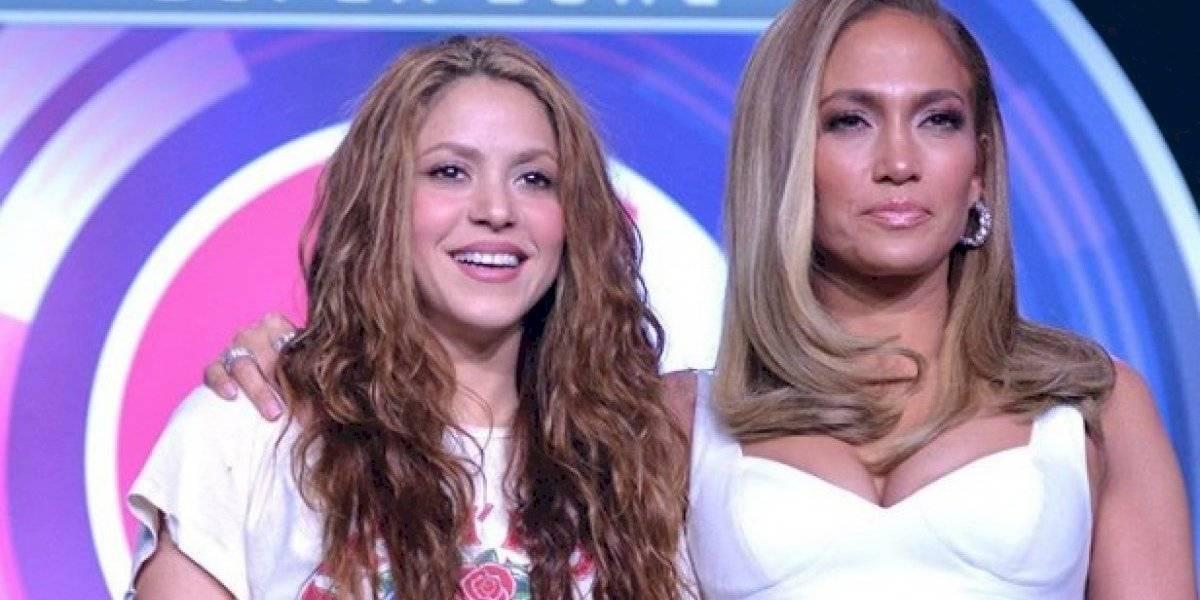 Bad Bunny cantará junto a Shakira y Jennifer López en el Super Bowl