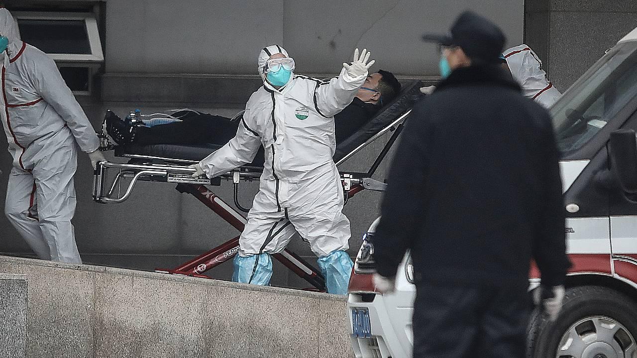 Coronavirus: muertos en China ya superan los 1.100 y los contagiados llegaron a los 44.200