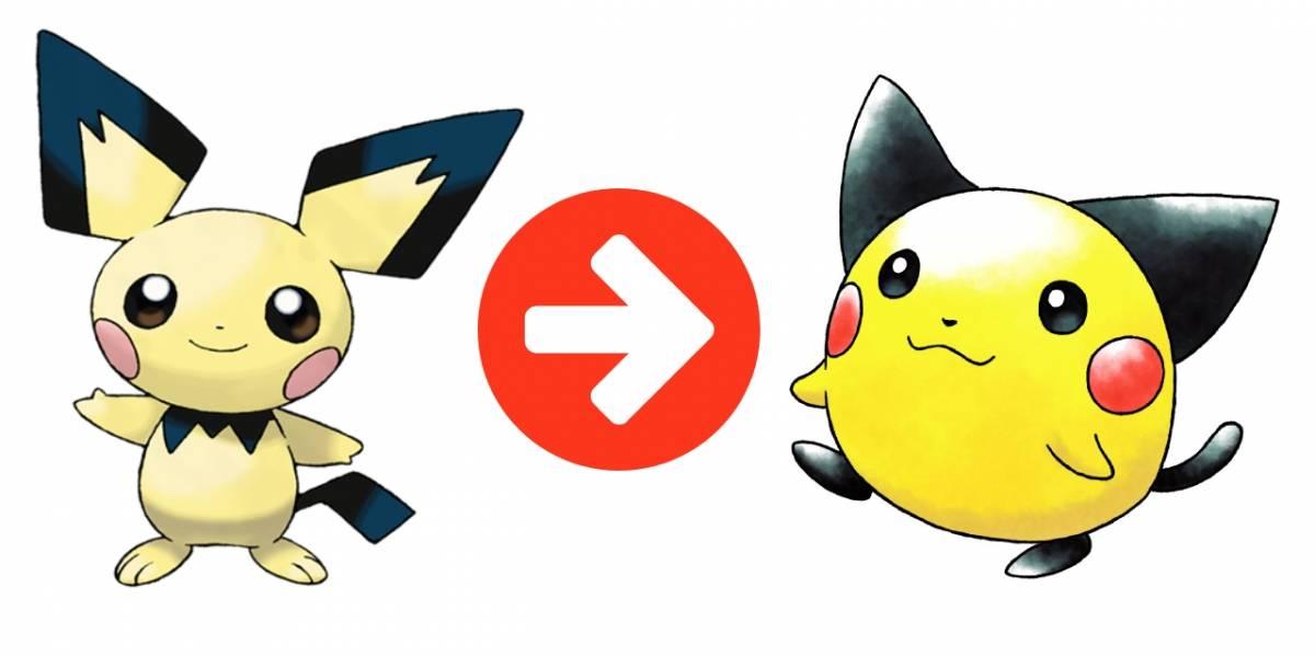 Pokémon: Fanáticos recrean los primeros diseños de Pichu, Mime Jr. y Marill