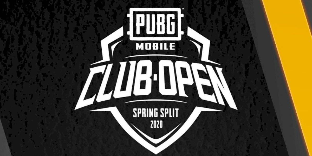 Competição PUBG MOBILE Club Open 2020 começa no dia 10 de fevereiro