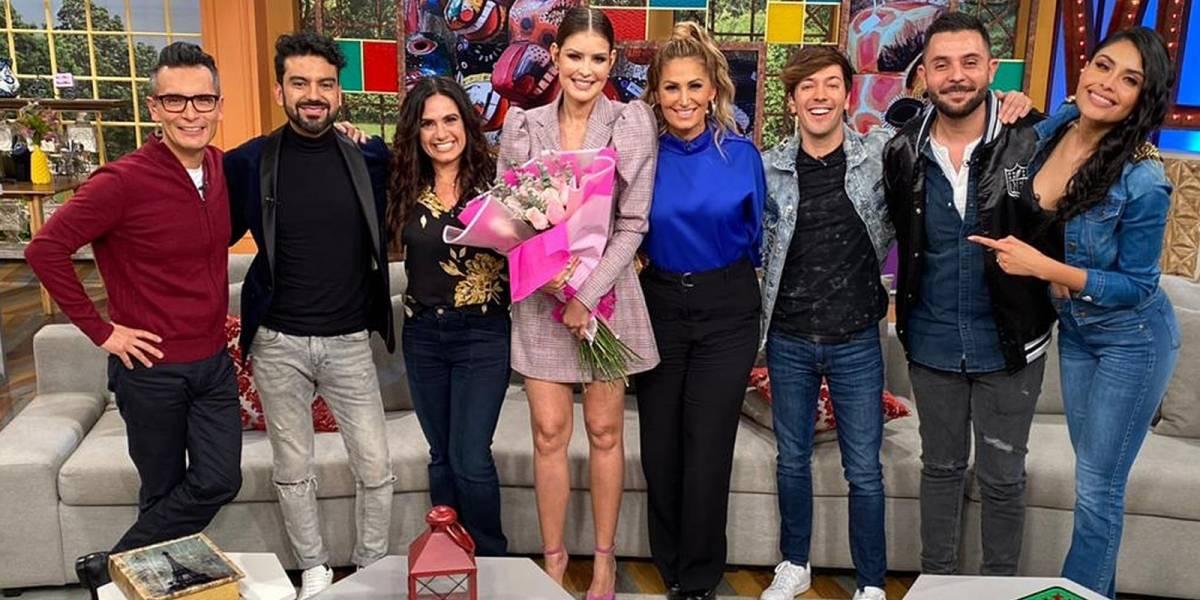Semana de despedidas en Venga La Alegría: Vanessa Claudio se va a Miami