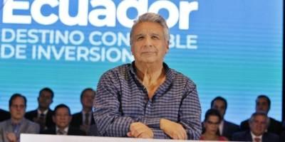 Lenín Moreno dijo que las mujeres son selectivas en los casos de acoso sexual