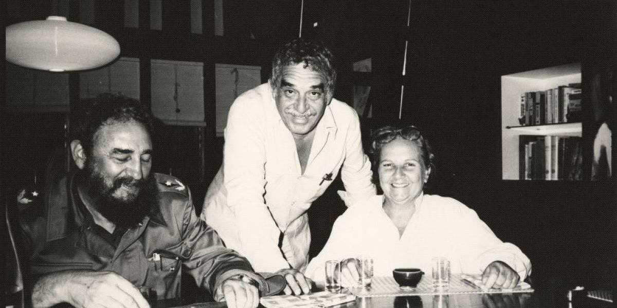 """Gabo redivivo: García Márquez vuelve en 27 mil fotos junto a Fidel, el rey de Suecia y sus """"fantasmas"""" literarios del realismo mágico"""