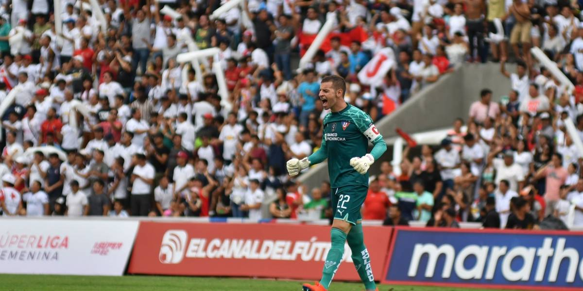 Supercopa Ecuador: Liga de Quito se tomó la revancha y es el 'Rey de Copas' absoluto