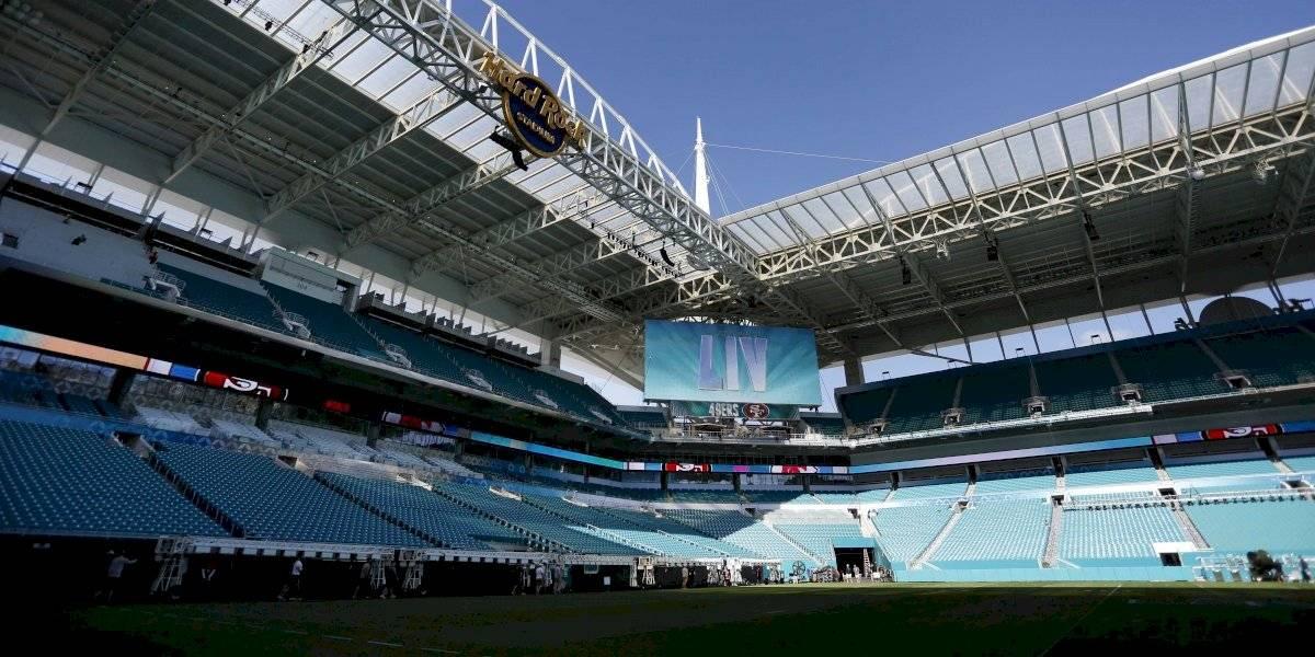Miami recibe un Super Bowl 10 años después