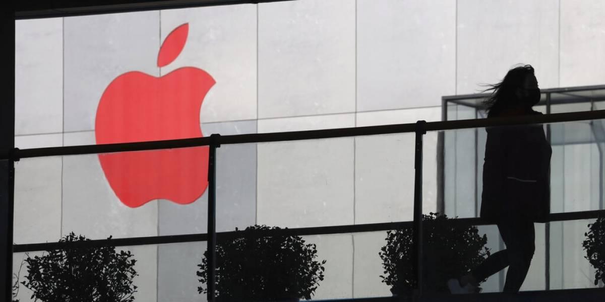 Ni la manzana se salva del coronavirus: Apple cerró sus 42 tiendas en China continental debido al brote