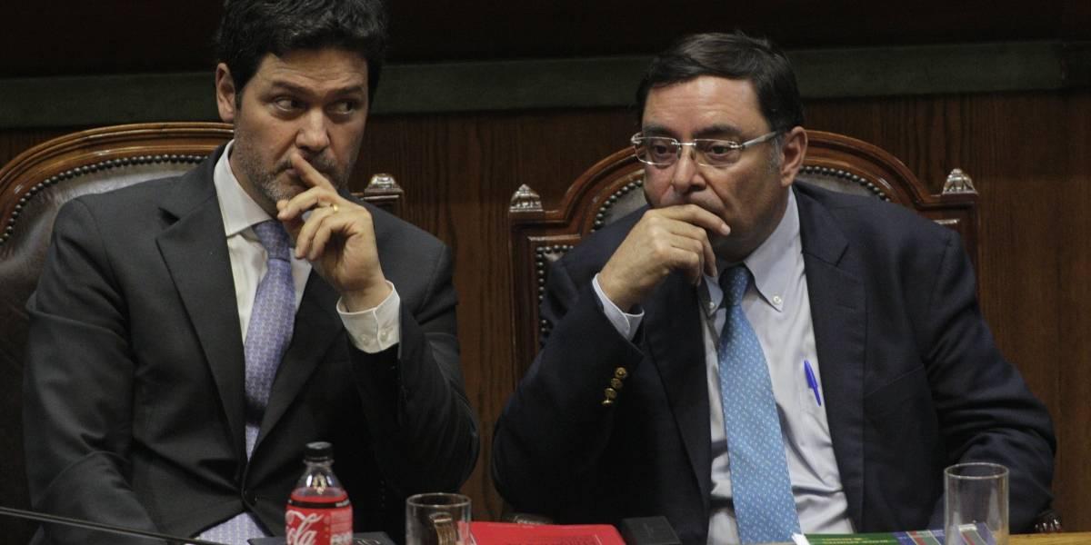 Ausencia de senadores pone en duda aprobación de acusación constitucional contra Intendente Guevara