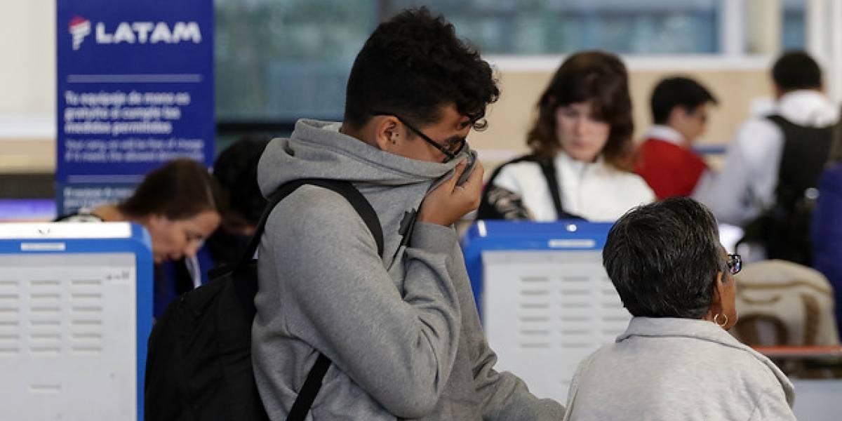 Coronavirus: tasa epidemiológica plantea escenario posible de 30 mil contagios en Chile para fines de junio