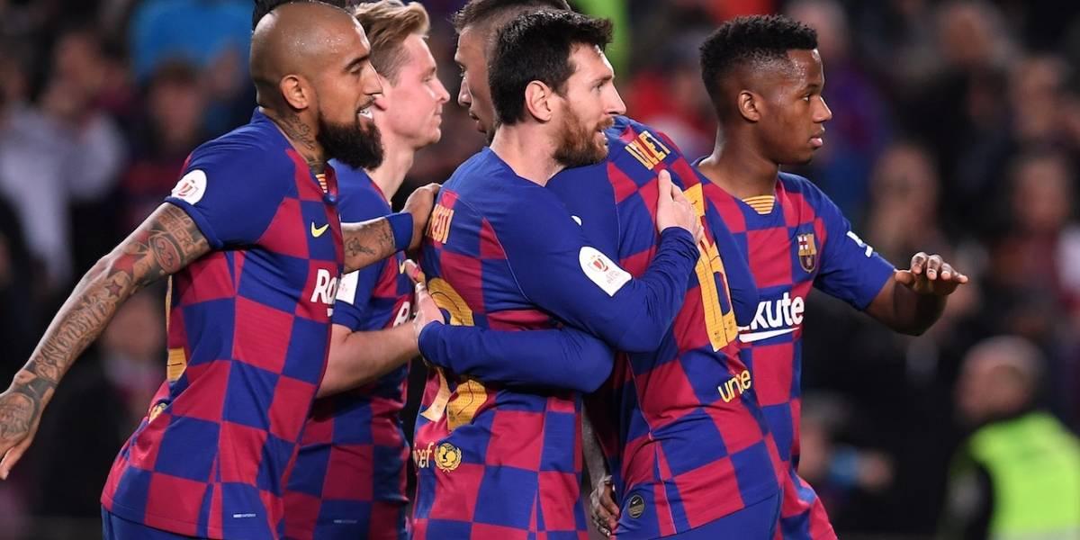 Barcelona vs. Levante: los blaugranas, a recomponer el camino en La Liga
