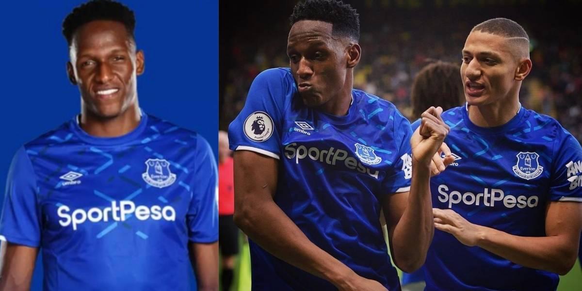 VIDEO | Celebraciones y festejos de Yerry Mina y Everton no han ...