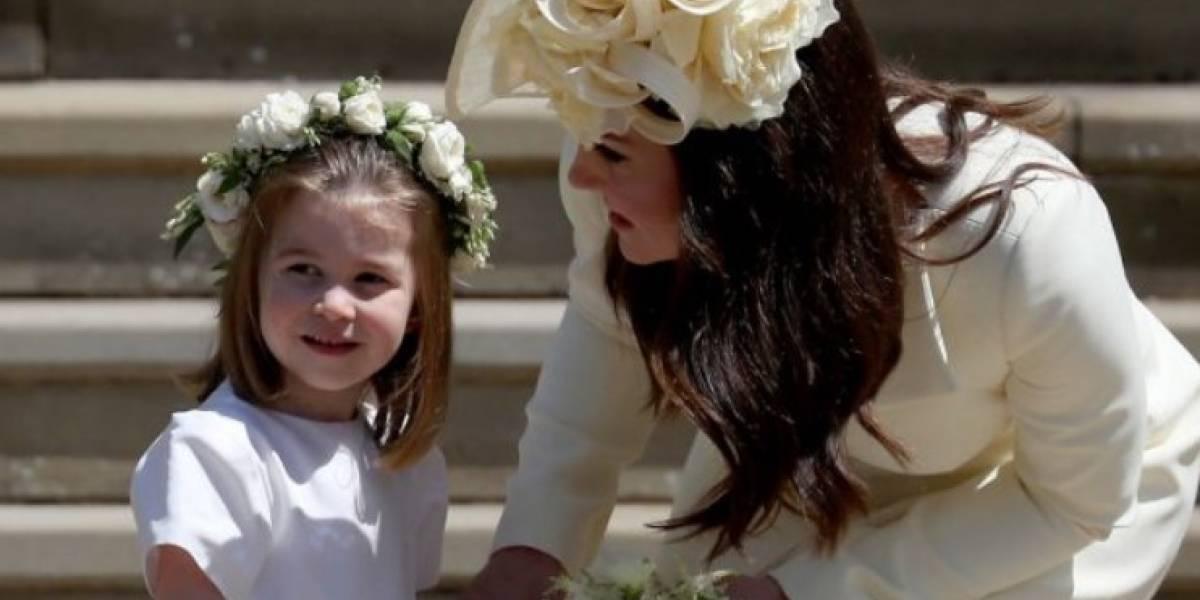 El extraño título que recibirá la princesa Charlotte cuando William sea rey