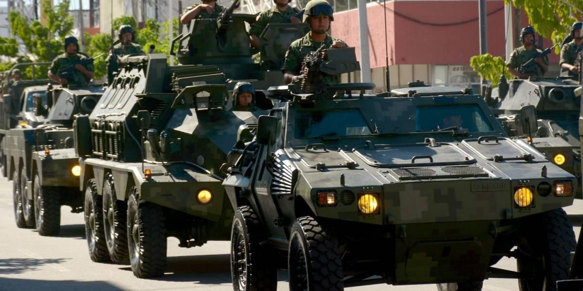 Secretaría de la Defensa Nacional denuncia páginas apócrifas